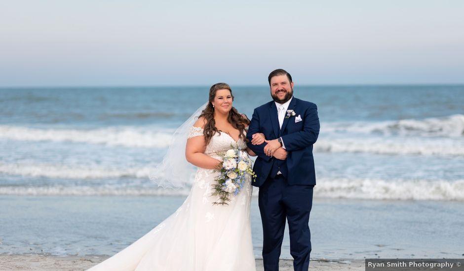 Michael and Kristen's Wedding in Myrtle Beach, South Carolina