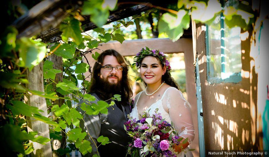 Austin and Dominique's Wedding in Albuquerque, New Mexico