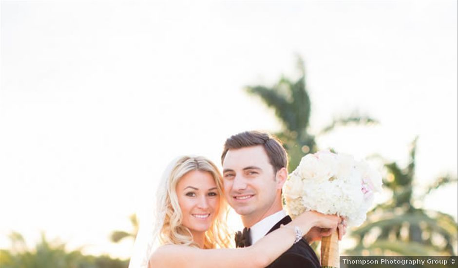 Real Weddings Weddingwire: Exquisite Miami Resort Wedding, Wedding Real Weddings
