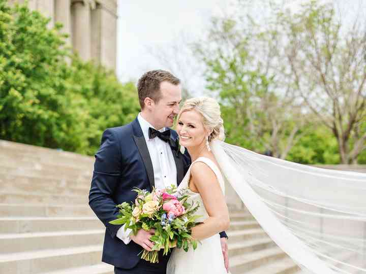 The wedding of Lauren and Bryant