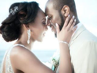 The wedding of Marissa and Andrae