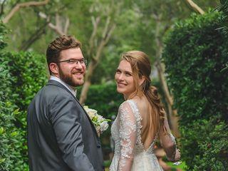 The wedding of Cori and Jonathan 1
