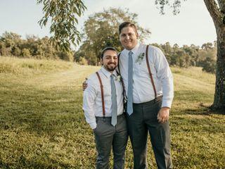 Josh and Chloe's Wedding in Granite Falls, North Carolina 3