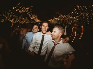 The wedding of Rorie and Eric 1