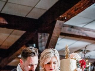 The wedding of Nicolette and Scott 1
