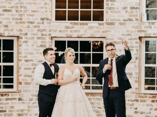 The wedding of Amanda and Bryan 2