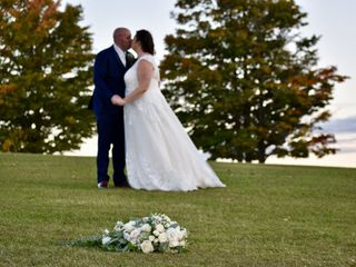 The wedding of Karlie and Jeff 1