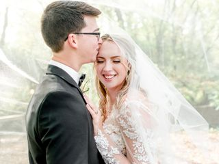 The wedding of Emma and Gabe