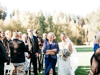 Christy and Nate's Wedding in Leavenworth, Washington 14