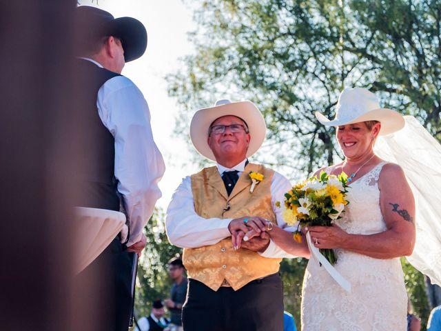 Jon and Debi's Wedding in Tucson, Arizona 6