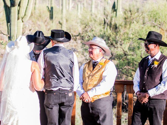 Jon and Debi's Wedding in Tucson, Arizona 7