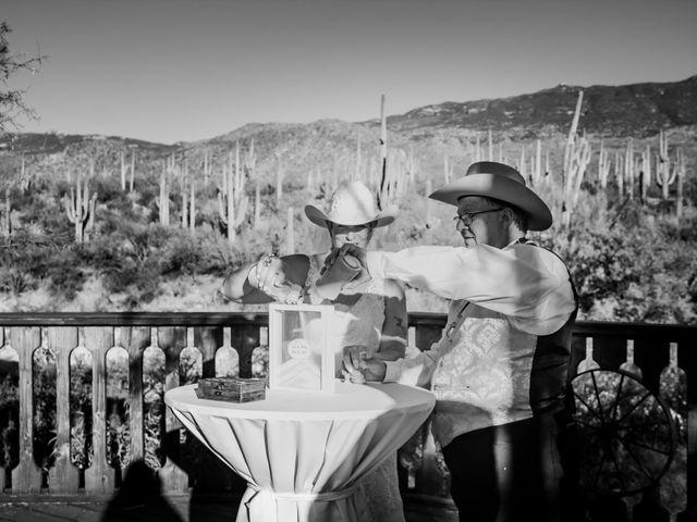 Jon and Debi's Wedding in Tucson, Arizona 8