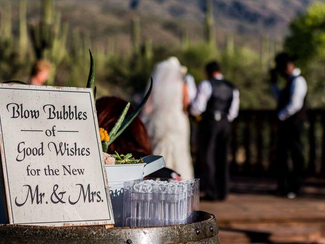 Jon and Debi's Wedding in Tucson, Arizona 9