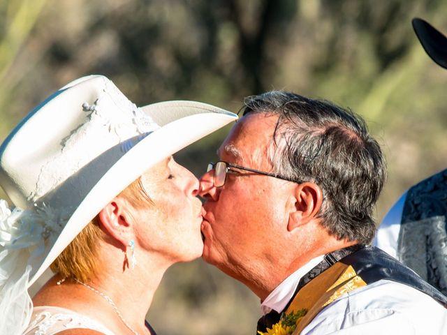 Jon and Debi's Wedding in Tucson, Arizona 10