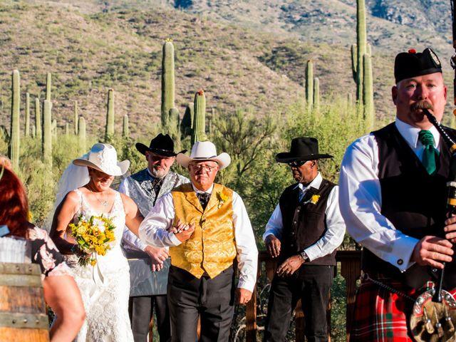 Jon and Debi's Wedding in Tucson, Arizona 11