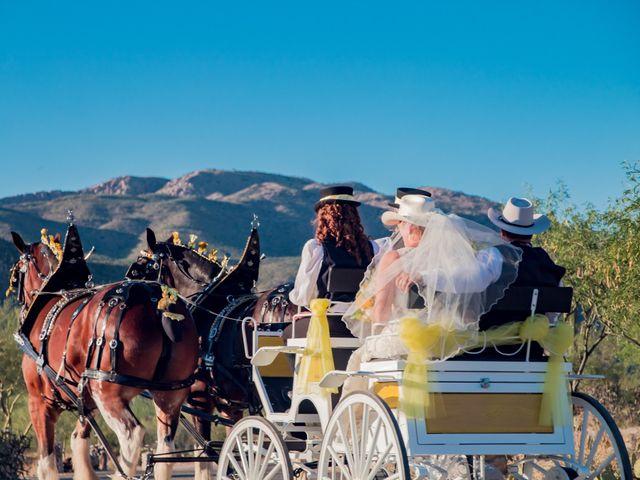 Jon and Debi's Wedding in Tucson, Arizona 12