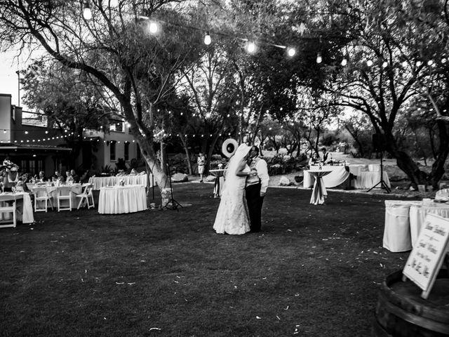 Jon and Debi's Wedding in Tucson, Arizona 13