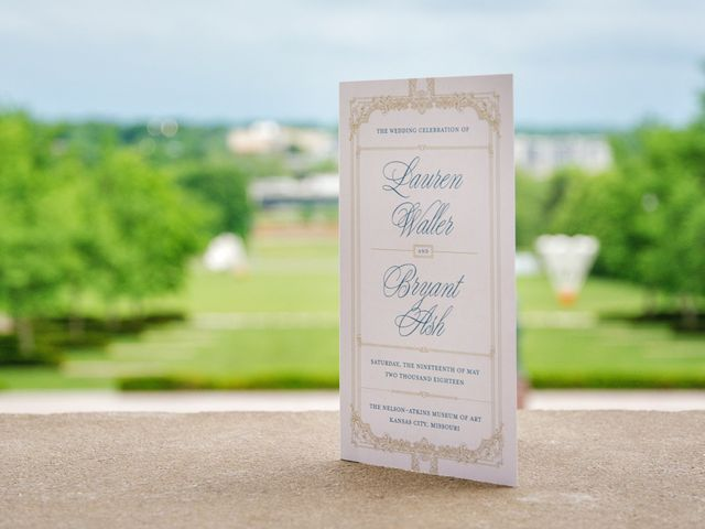 Bryant and Lauren's Wedding in Kansas City, Missouri 33