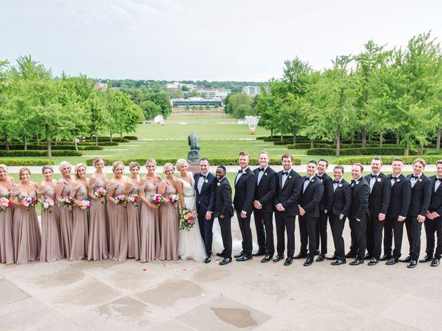 Bryant and Lauren's Wedding in Kansas City, Missouri 39
