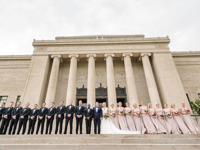 Bryant and Lauren's Wedding in Kansas City, Missouri 40