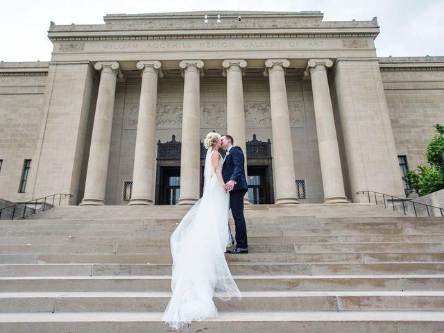 Bryant and Lauren's Wedding in Kansas City, Missouri 41