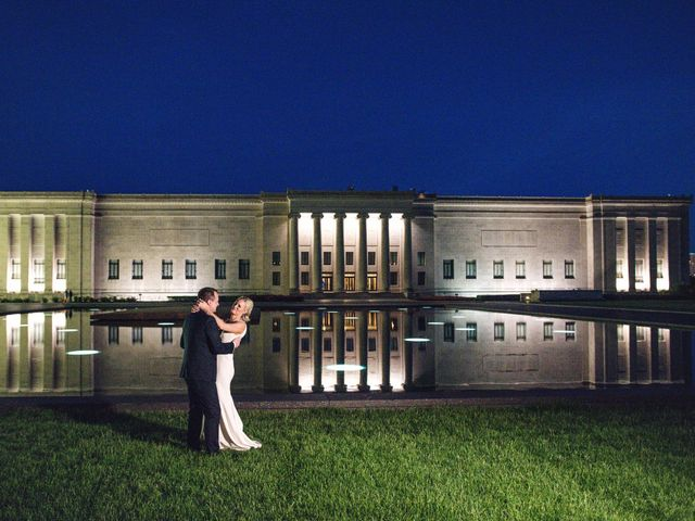 Bryant and Lauren's Wedding in Kansas City, Missouri 58