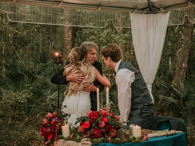 Marcus  and Susie 's Wedding in Micanopy, Florida 24