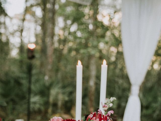 Marcus  and Susie 's Wedding in Micanopy, Florida 34