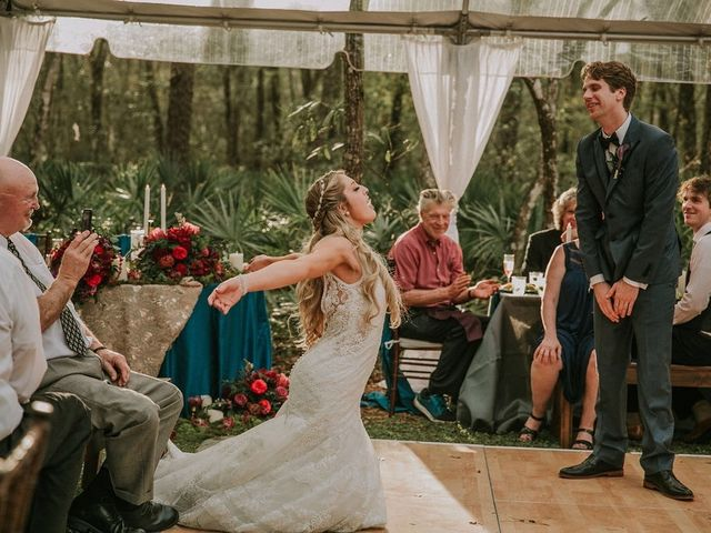 Marcus  and Susie 's Wedding in Micanopy, Florida 38