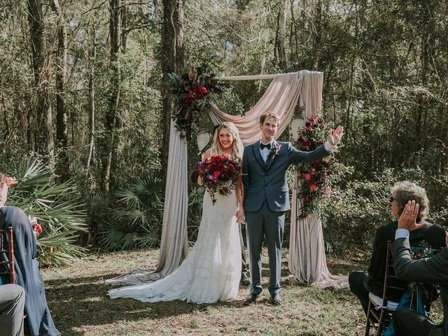 Marcus  and Susie 's Wedding in Micanopy, Florida 44