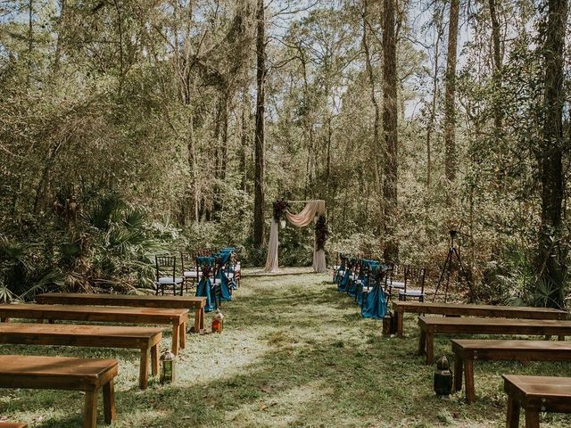 Marcus  and Susie 's Wedding in Micanopy, Florida 47