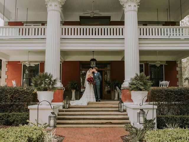Marcus  and Susie 's Wedding in Micanopy, Florida 2