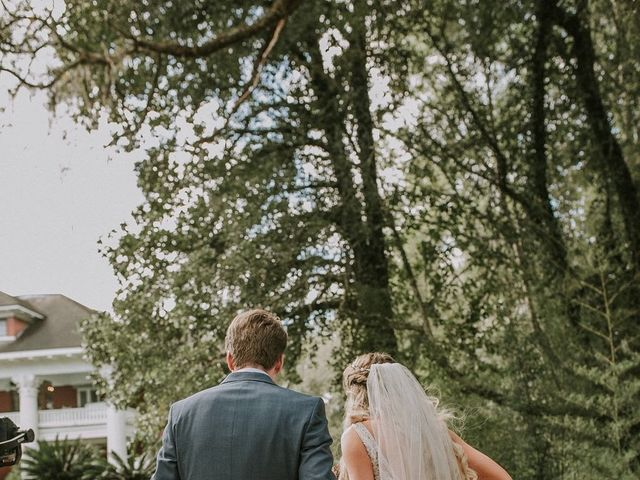 Marcus  and Susie 's Wedding in Micanopy, Florida 54