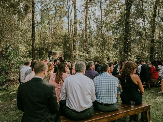 Marcus  and Susie 's Wedding in Micanopy, Florida 69