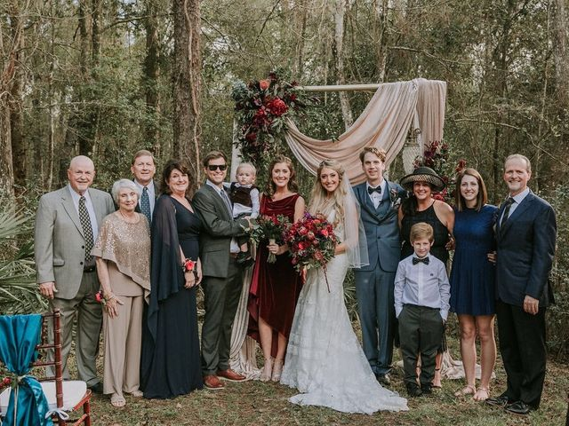 Marcus  and Susie 's Wedding in Micanopy, Florida 73