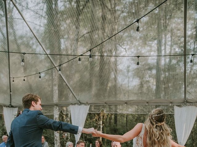 Marcus  and Susie 's Wedding in Micanopy, Florida 80