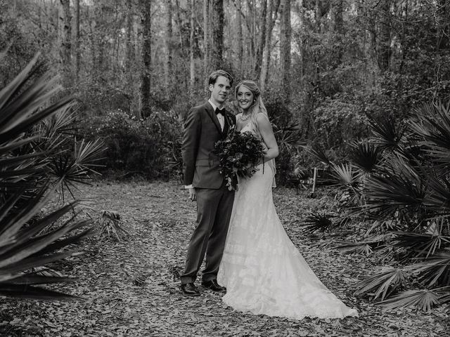 Marcus  and Susie 's Wedding in Micanopy, Florida 87