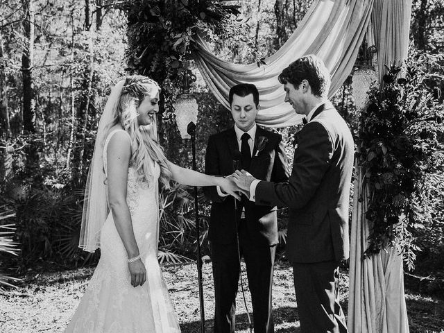 Marcus  and Susie 's Wedding in Micanopy, Florida 95