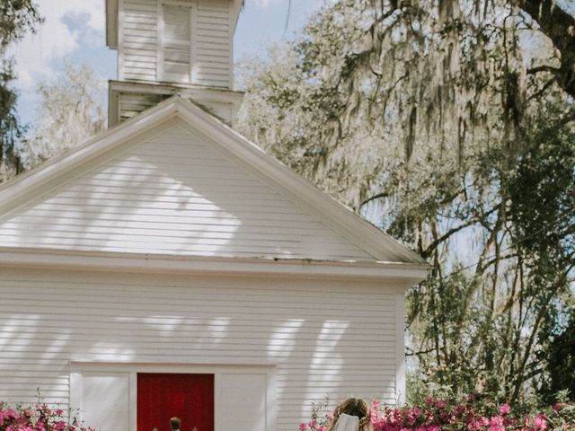 Marcus  and Susie 's Wedding in Micanopy, Florida 98