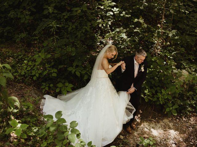 The wedding of Rachel and Anders