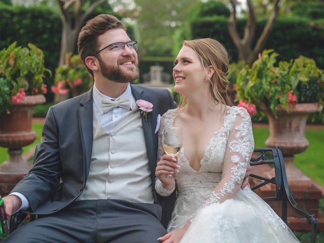 The wedding of Cori and Jonathan