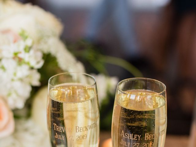Trevor and Ashley's Wedding in Orlando, Florida 8