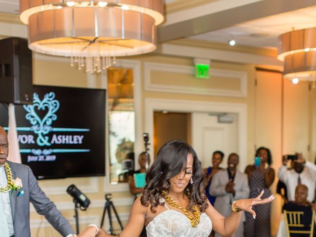 Trevor and Ashley's Wedding in Orlando, Florida 17