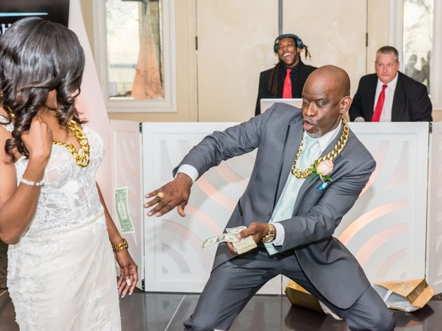 Trevor and Ashley's Wedding in Orlando, Florida 19