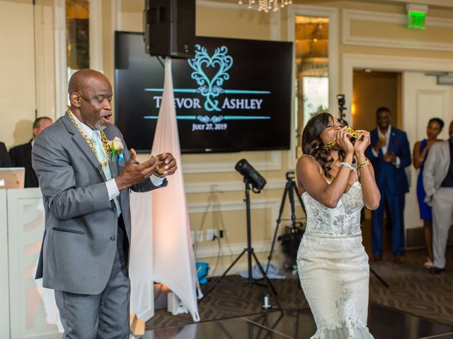 Trevor and Ashley's Wedding in Orlando, Florida 20