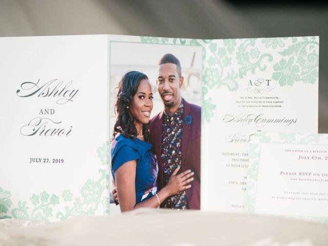 Trevor and Ashley's Wedding in Orlando, Florida 23