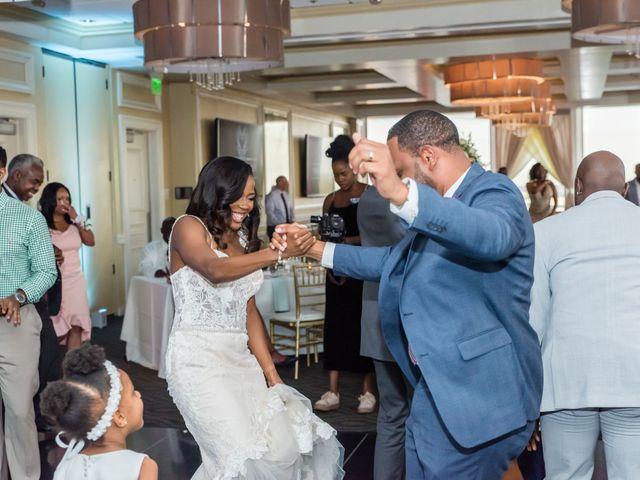 Trevor and Ashley's Wedding in Orlando, Florida 26