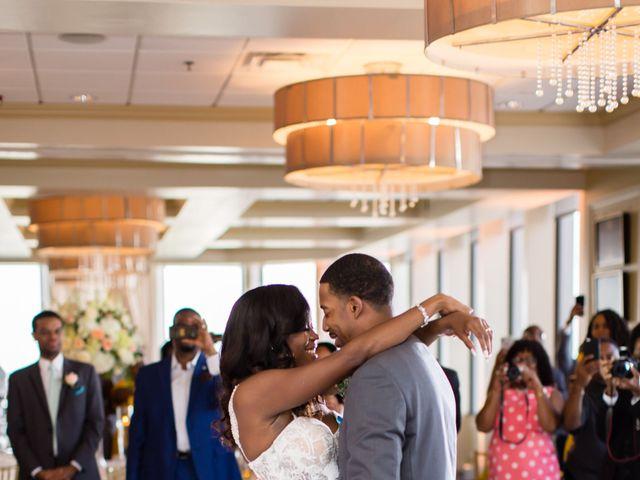 Trevor and Ashley's Wedding in Orlando, Florida 29