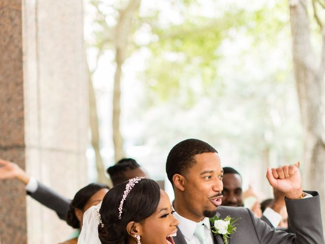 Trevor and Ashley's Wedding in Orlando, Florida 31