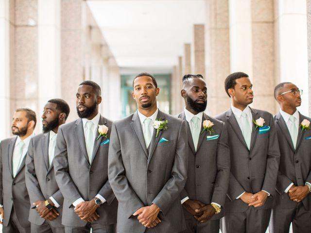 Trevor and Ashley's Wedding in Orlando, Florida 35